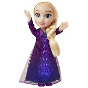 Disney Frozen 2 Large Elsa Musical Doll - Into The Unknown Great Gift 20703
