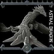 Astral Dragon - Epic Sized Statue   Dungeons And Dragons   Cthulhu   Pathfinder