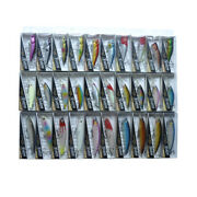 40pcs Rubber Frog Fishing Lures Soft Topwater Mice Frog Bait Hooks
