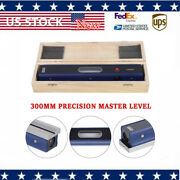 12 Precision Master Level, Bar Lvel, 0.02mm/m Accuracy For Machinist Tool Us