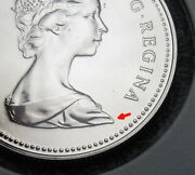 Rcm - 1979 - 50-cent - Coat Of Arms - Proof Like - Uncirculated - Round Bust