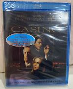 Casino Blu Ray Brand New Sealed Plays On Playstation 3 And Blu Ray Players