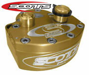Scotts Steering Damper Kit - Crf1000 All Years - Ds-sub-5528