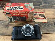 1940s Dick Tracy - Seymour Sales Co Chicago Novelty Original Camera And Box