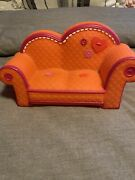 Lalaloopsy Orange Couch