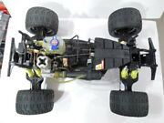 Tamiya Vintage 43501 Terra Crusher 1/8 Fuel Engine Rc Car Chassis Used