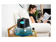 New 2021 Sealed Black Rainbow Rainmate Il Led Air Purifier - Thousands Sold