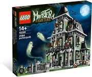 Lego Monster Fighters 10228 Haunted House 2012 Retired Factory Sealed