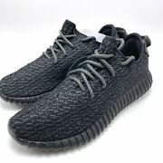 Adidas Yeezy Boost 350 Pirate Black Bb5350 100 Authentic Menand039s Size 8-11