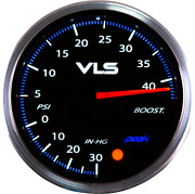 Revel Vls Ii 52mm Analog Boost Guage Up To 45 Psi - Boost Sending Unit Included