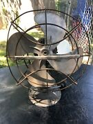 Antique Westinghouse Fan As Is Not Working  Good Condition