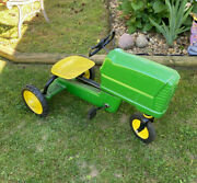 Vintage Murray Child's Chain Driven Pedal Tractor