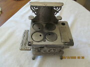 Vintage Salesman Sample Cast Iron Stove - Perfection - Rare - Over 100 Yrs Old