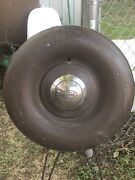 1940s 1950s  Vintage Ford Automobile Tire Cover    Great Condition