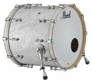Rfp2220bx/c448 Pearl Music City Custom Reference Pure 22x20 Bass Drum 448 Wh