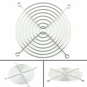 120mm Iron Net Fan Cover Cpu Fan Grill Computer Cooling 120x120mm For Ac/dc Usa