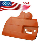Chain Brake Clutch Side Cover For Husqvarna 340 345 346 350 353 357 359 Chainsaw