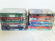 Childrens Dvd Lot Of 18 Disney Movies Including Toy Story, The Incrediblesandmore