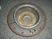 Starter Ring Gear Lw-11572 Airplane Aviation Used As Is