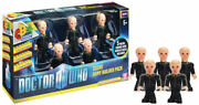 Job Lot Character Building Doctor Who Silent Army Builder Pack
