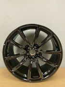 New Factory Oem Bentley Continental Supersport 20x9.5 Never Mounted 3w0601025bs