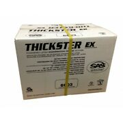 Sas Thickster Latex Exam Grade Glove Lightly Powdered Case Of 10 Boxes