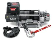 Warn M8000-s 4.8 Horsepower Self-recovery Winch 8000lbs Max Line Pull