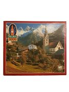 Big Ben Holy Cross Mountain South Tyrol, Italy 1000 Piece Puzzle - New