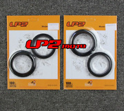 Fork Seal And Wiper Set For Suzuki Boulevard M109r Limited Edition 2011-2014