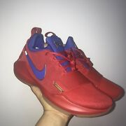 Nike Pg1 The Academy 2017 Eybl Player Exclusive Size 11.5 Ds