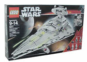Lego Star Wars Episode Iv 6211 Imperial Star Destroyer - New - Rare/discontinued