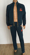 Lifted Research Group Lrg Track Suit Set Pants And Jacket Size M