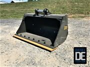 48 Excavator Ditch Cleaning Bkt - 80cl Fits Cat 308 And Similar Sized Machines