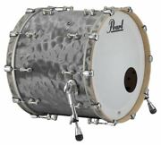 Rfp2220bx/c725 Pearl Music City Custom Reference Pure 22x20 Bass Drum Satin Gr