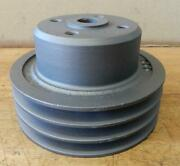 Clark Forklift Continental Engine Used Water Pump Pulley F226k358 5 Diameter