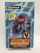 1995 Mcfarlane Toys Youngblood Series 1 Sentinel Ultra Action Figure