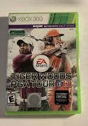Xbox 360 Kinect Golf Game Tiger Woods Pga Tour 13 Includes Masters Official New