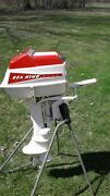 Sea King 5hp Outboard Motor Pick Up Northwest Indiana