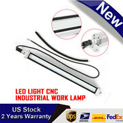 360anddeg 40w Led Light Cnc Industrial Work Lamp For Milling Router Sewing Machine Us