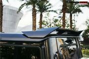 Darwinpro W463 G Class Imp Style Carbon Roof Spoiler For Mercedes Benz