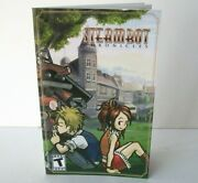 Steambot Chronicles Manual Out Of Stock