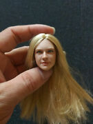 Did Crisis Edge 1/6th Fringe Tv-o Olivia Head Carving Model For 12action Doll
