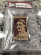 Psa 1926 W512 Ty Cobb 3 Authentic Card Real Ty Cobb Card Graded