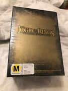 Lord Of The Rings Trilogy Box Set Special Extended Edition 12dvd Region 3
