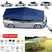Fully Automatic Anti-uv Protection Remote Sunshade Car Umbrella Tent Roof Cover