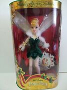 Holiday Sparkle Tinkerbell Special Edition 1999 Barbie Doll
