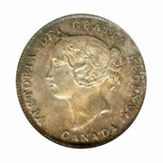 1894 Canada 5 Cent Coin - Ms 62 Cccs