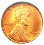 1946-s/d Lincoln Wheat Cent Penny 1c Fs-021.2 Fs-511 - Ngc Ms67 - Top Pop 1/0