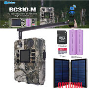 Boly Trail Camera Night Vision Video/audio Pir Activated Att And T-mobile Version