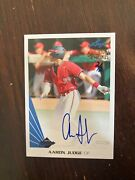 2013 Leaf Holiday Bonus Auto Autograph Aaron Judge 2/2 Yankees Rc. Only 2 Made